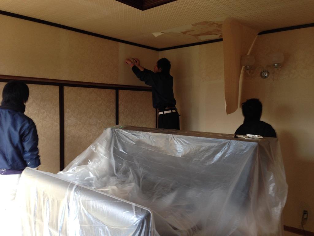 壁・天井・床 内装工事